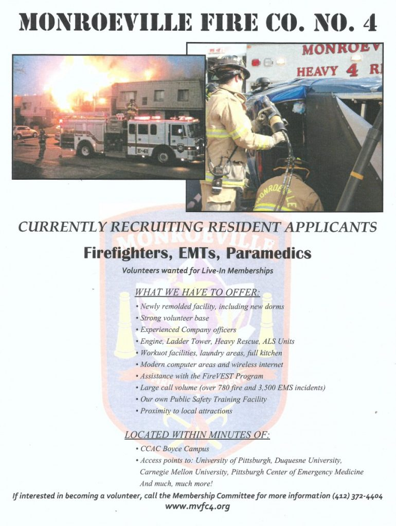 Accepting Residency Applicants